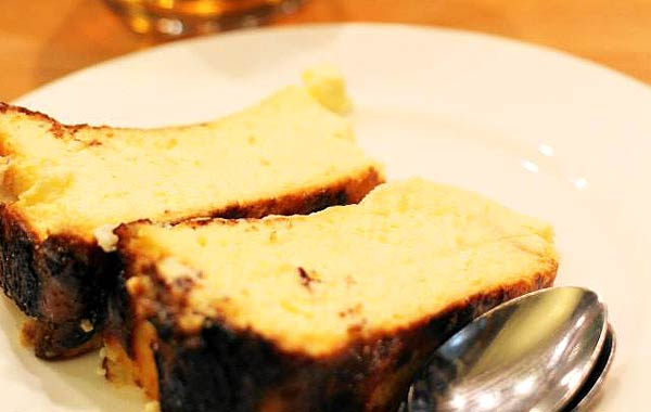 La Vina チーズケーキ