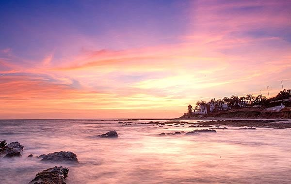 サンセバスチャン ビーチ