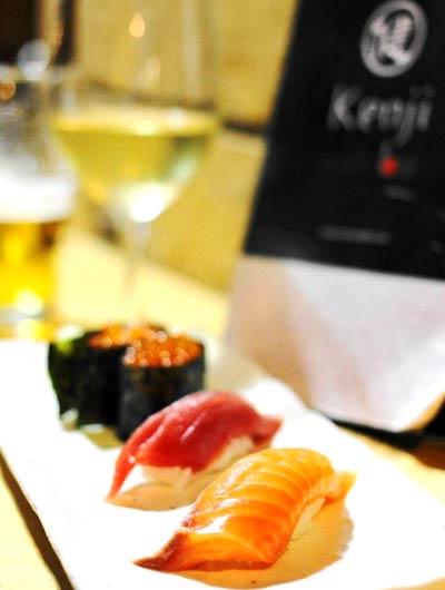 Kenji sushi bar