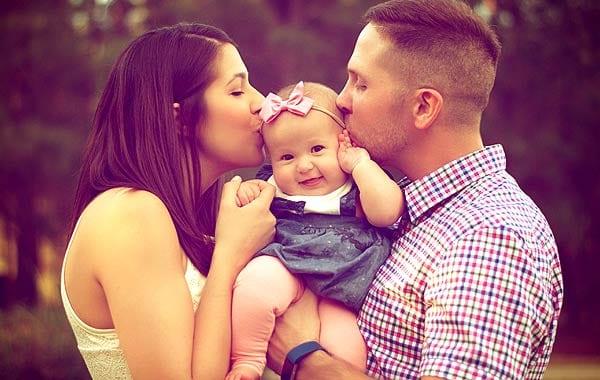 親と子 愛情