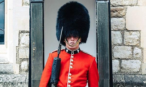 イギリス男性