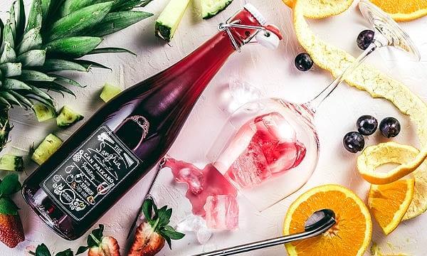 果物やワイン