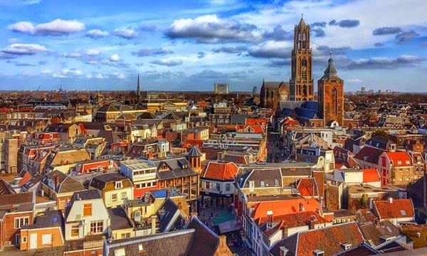 Utrecht ユトレヒト