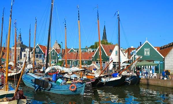 Volendam フォーレンダム