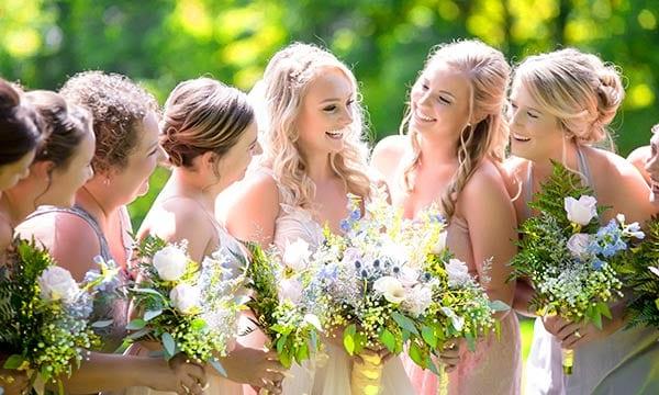 結婚式 女性