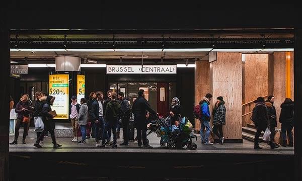 ブリュッセル駅