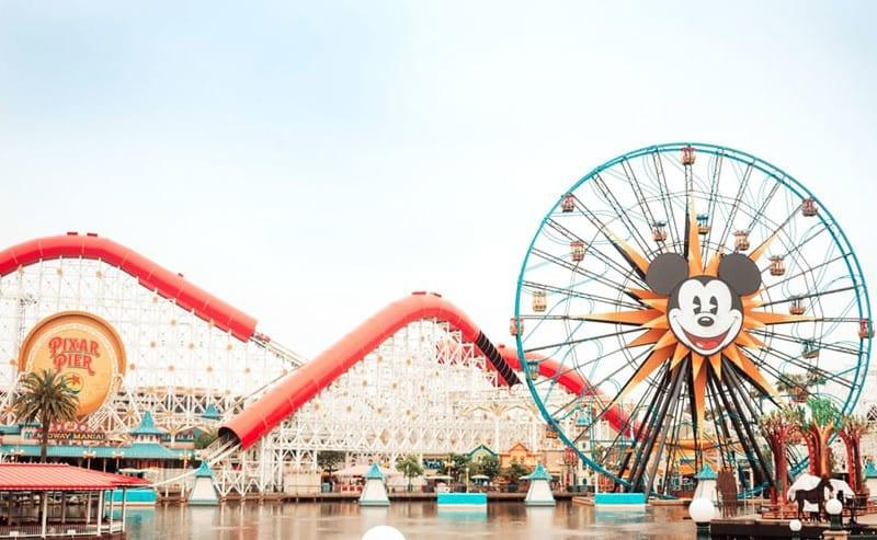カリフォルニア・ディズニー