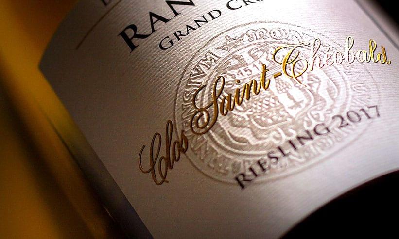 リースリングワイン